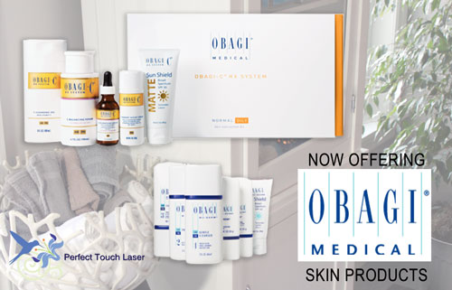 Now offering OBAGI Skin Products